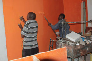 Coralex Painters the No.1 painting contractors in Ghana since 1972